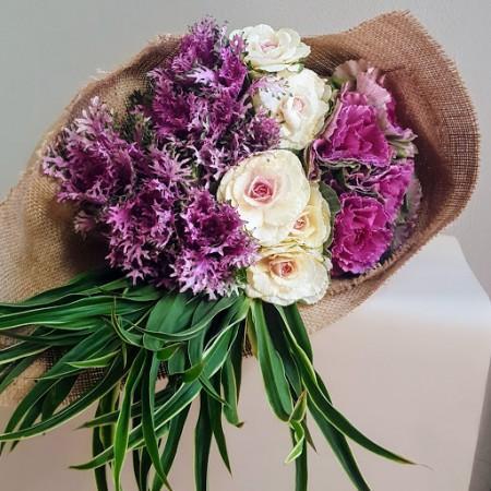 Kale Bouquet