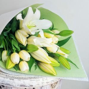 Tulips N Lilies