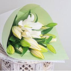 Perfumed Lilies