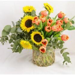 Zest In A Vase