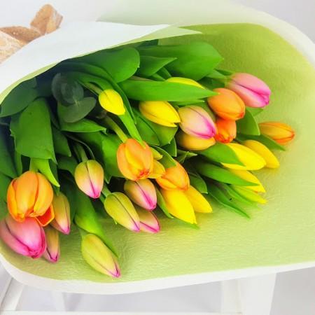 30 Tulip Bouquet