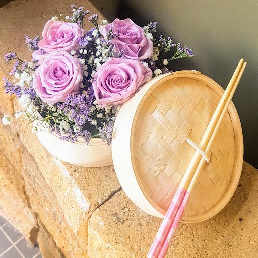 Yum Cha Lilac Roses